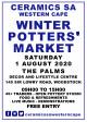 Winter Potters Market
